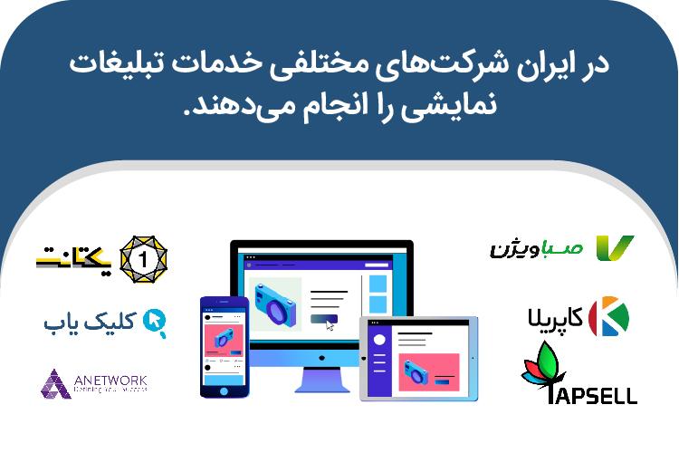 تبلیغات اینترنتی در ایران
